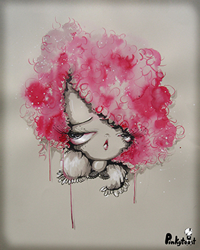 strawberry curls pinkytoast ink portrait small.jpg
