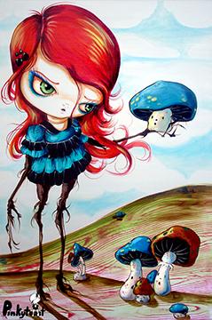 root doll redhead mushroom pinkytoast small.jpg