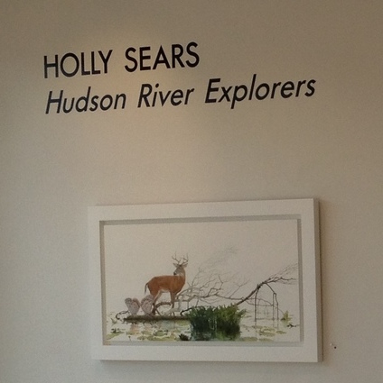 Hudson River ExplorersHolly Sears Nov 17, 2012 - Dec 12, 2012