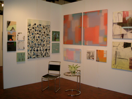 Art Fair  Affordable Art Fair  October 31, 2005 - November 7, 2005  Pier 92, New York, NY  Kenise Barnes Fine Art exhibited gallery artists at The Affordable Art Fair along with artwork from 500 artists and 70 galleries.