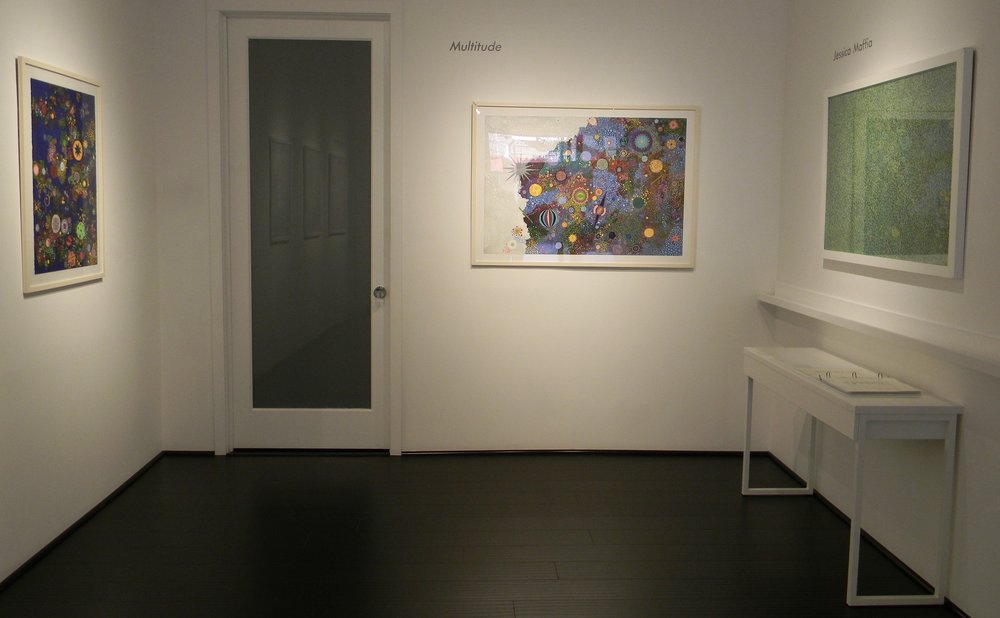 Multitude Peter Hamlin, Jessica Maffia, and Sarah Morejohn Sep 17, 2016 - Oct 29, 2016