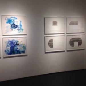 Pigment and Paper Gabe Brown, Ruth Hiller, Mary Judge, Margaret Neill, Yolanda Sánchez Feb 20, 2016 -Apr 2, 2016