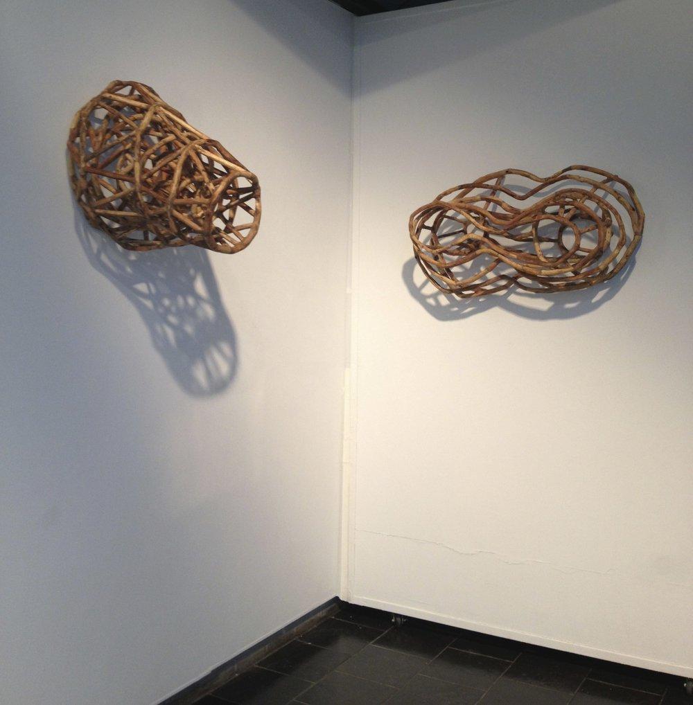 Installation view, Loren Eiferman