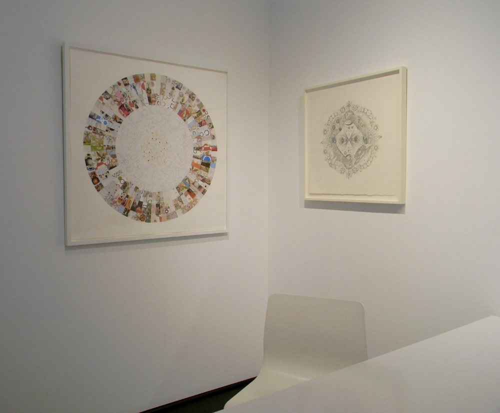 Installation view, Josette Urso and Michiyo Ihara