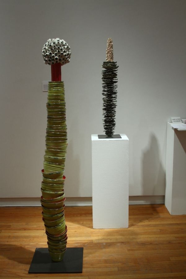 Installation view, Leigh Taylor Mickelson