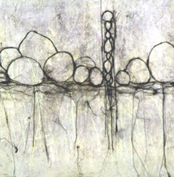 Works on Paper Edith de Chiara May 21, 1999 - Jun 21, 1999