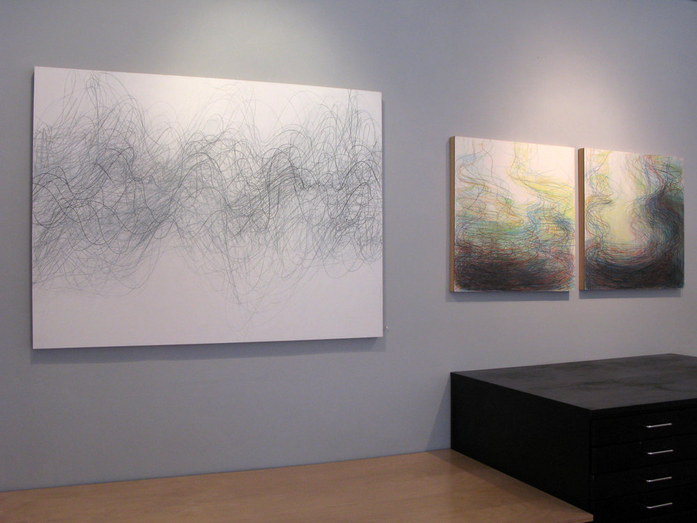 Drawn to Beauty; The Drawing Show   Francine Fox, Michiyo Ihara, Margaret Neill, Christian Nguyen  March 2012