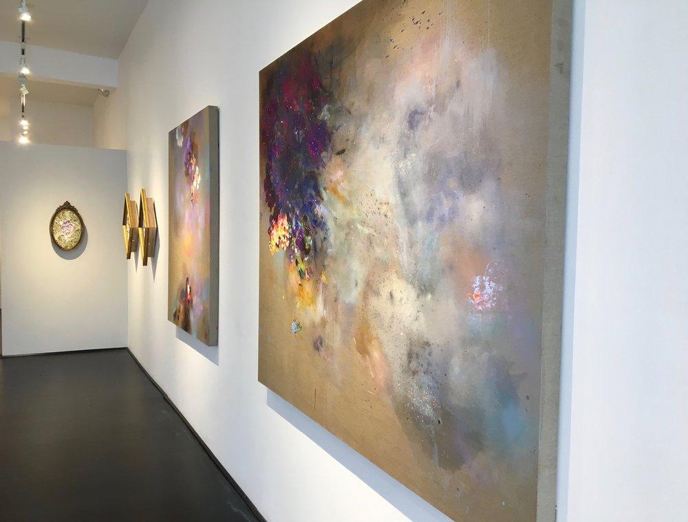 Life, Space & Hallucination Charles Clary, Shane McAdams, Jackie Tileston Mar 4, 2017 - Apr 15, 2017