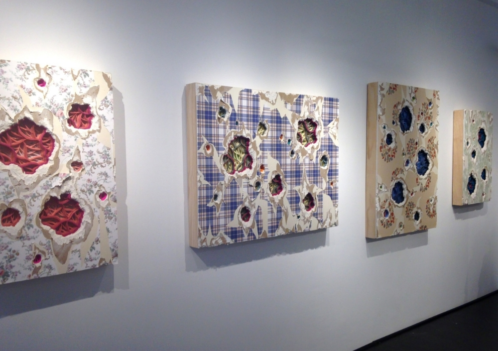 Installation View,  Snowbird,  February - April 2015