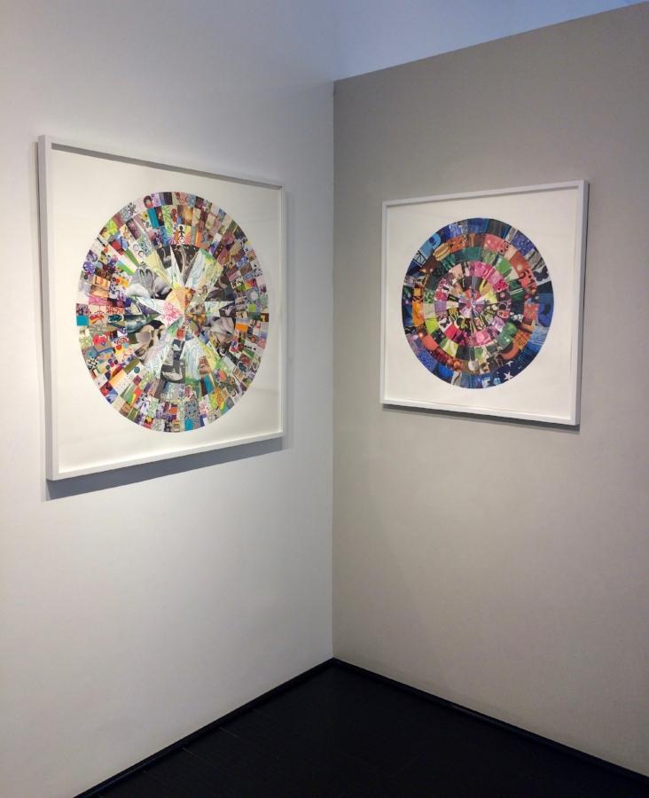 Installation view,  Focus, Josette Urso, Spring 2017
