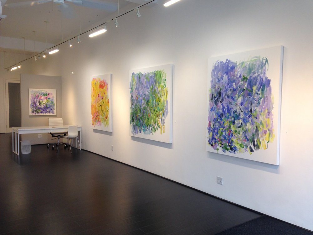 Installation View: A Verdant Heart