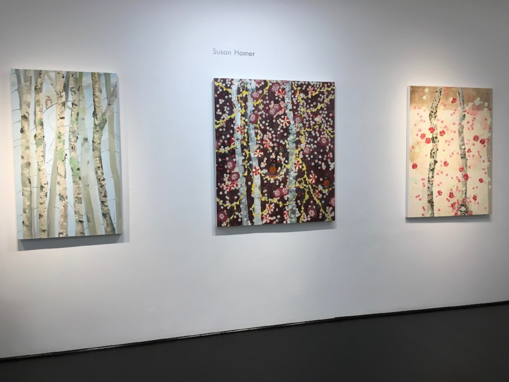 Installation view, Life, Observed . 2017 exhibition
