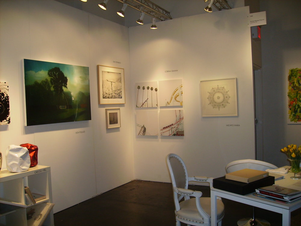 Art Fair  Affordable Art Fair  October 31, 2005 - November 7, 2005  Pier 92, New York, NY  Kenise Barnes Fine Art exhibited gallery artists including Lily Prince at The Affordable Art Fair along with artwork from 500 artists and 70 galleries.