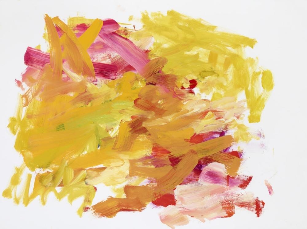 Haiku 20 , 2010,oil on paper,22.25 x 30 inches (unframed), $2700.