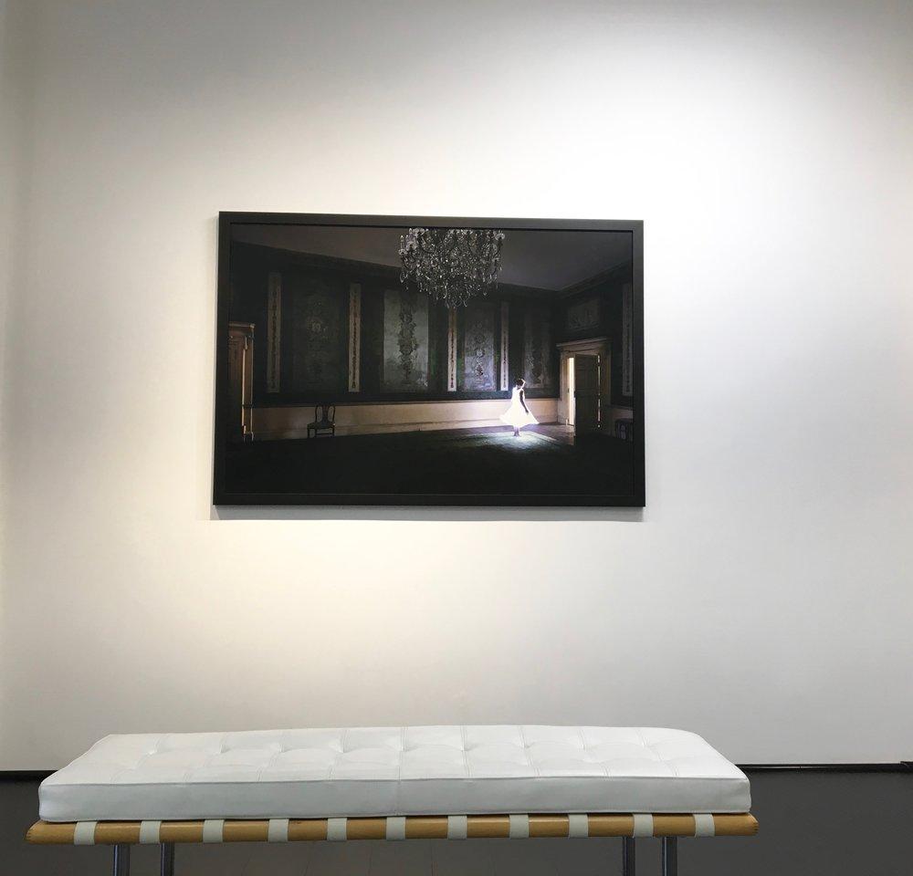 Adrien Broom, installation view