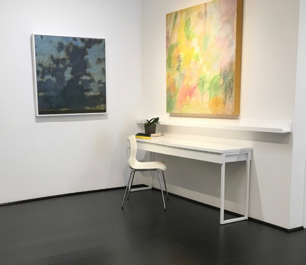 Installation view,  Bring Your Own Sunshine  exhibition