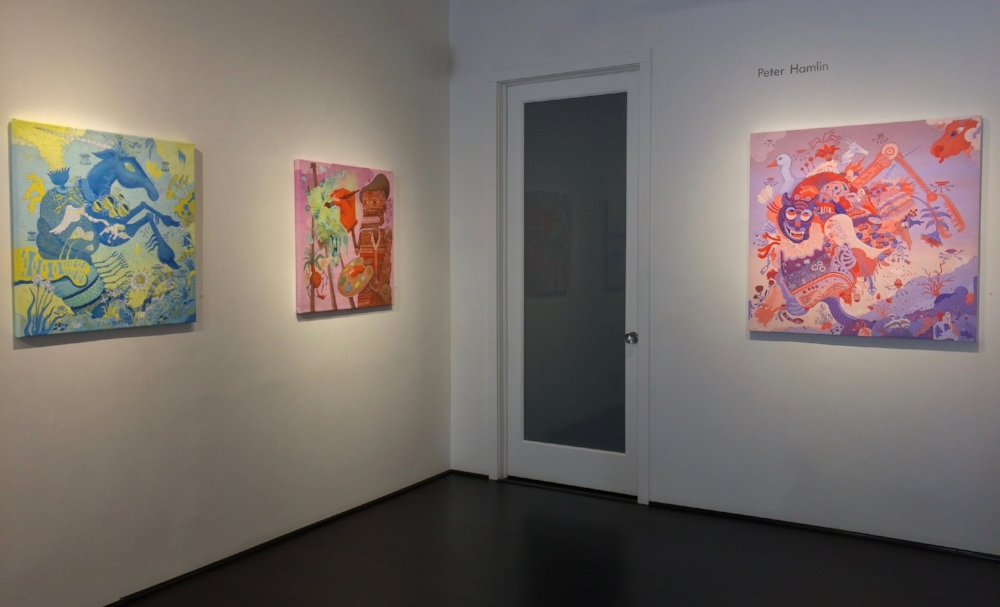 Installation view,  Collection (Spring 2017)  exhibition
