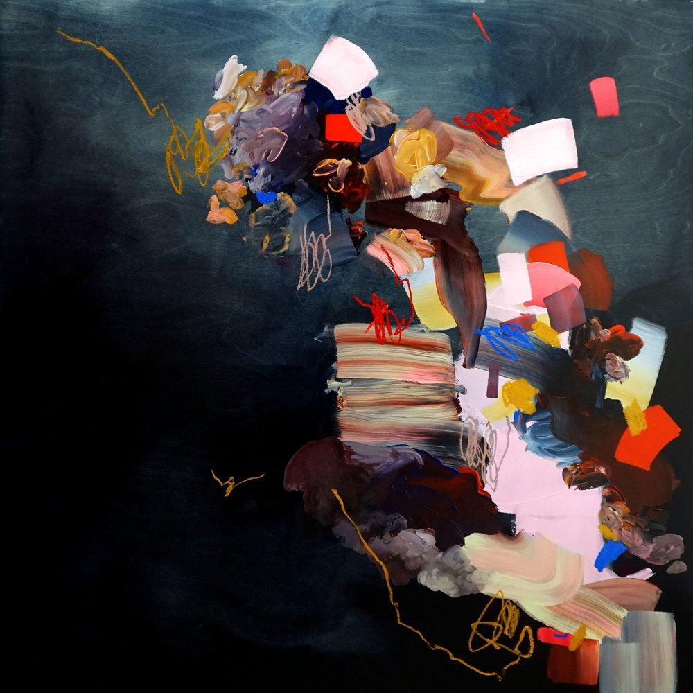 Strange Legacy - new paintings by       Janna Watson