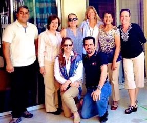 Earth's Choice Women of Coffee Microfinance & EL Salvador Chapter AMCES sign Memorandum of Understanding to establish a Women of Coffee Microfinance program for AMCES members.