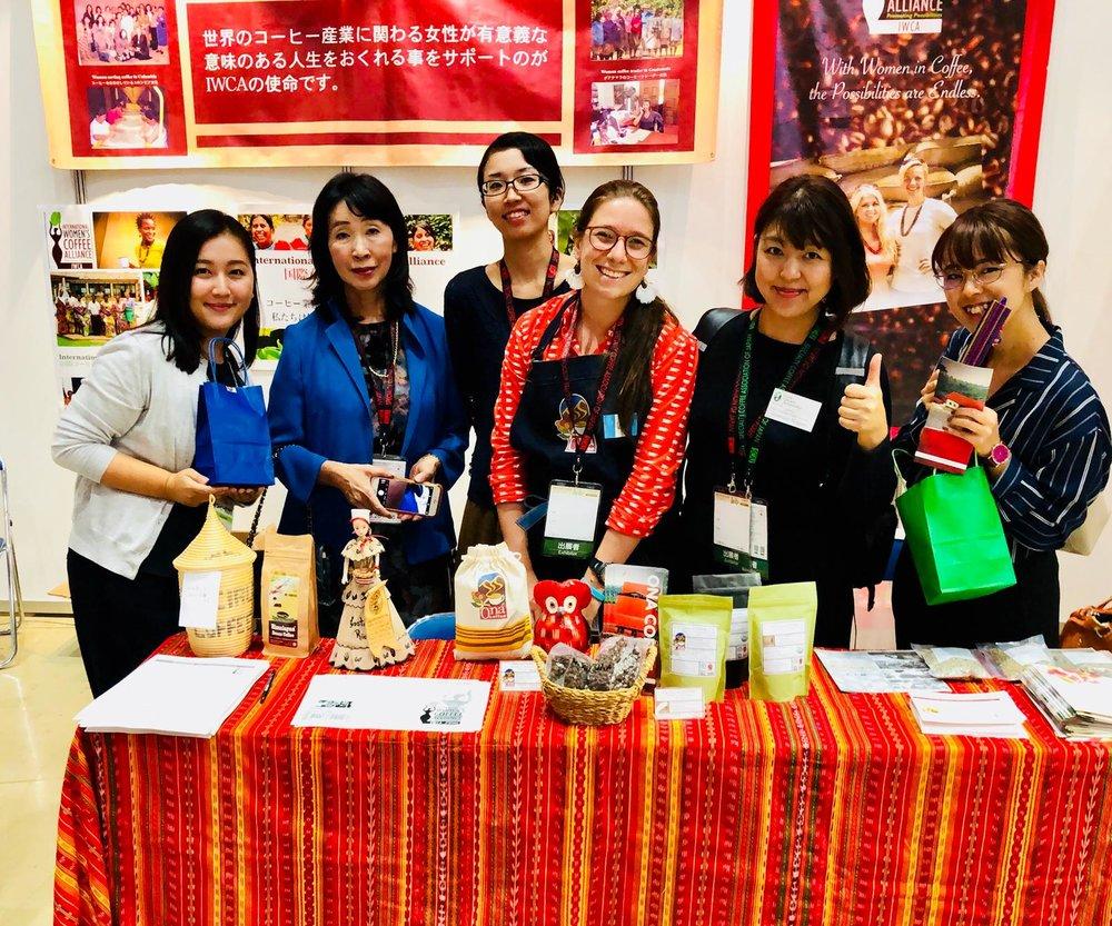 IWCA Japan at Booth.jpeg