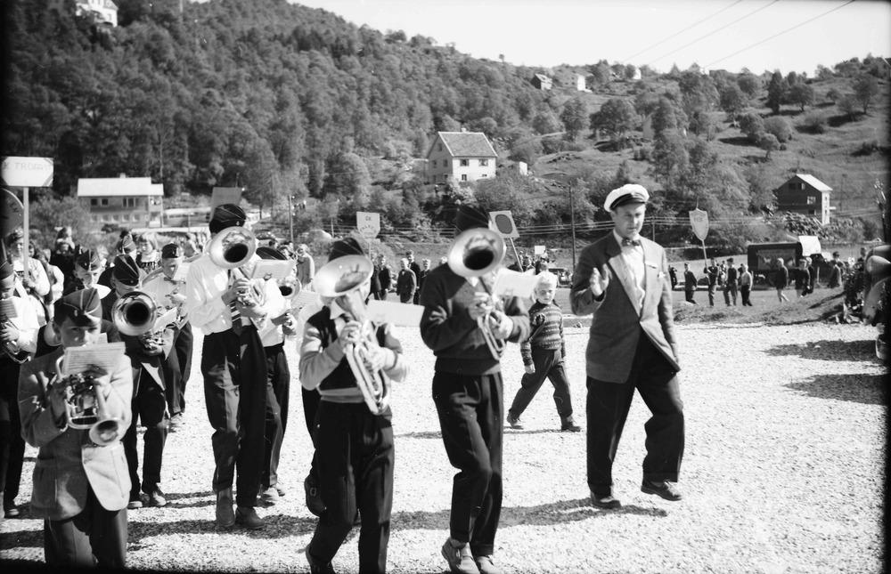 Kleppe skoles musikklag - stiftet i 1957.