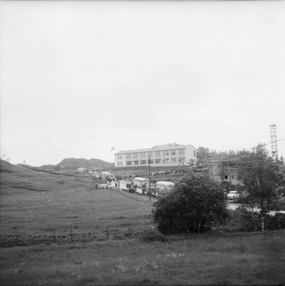 Innkvartering på Kleppe skole