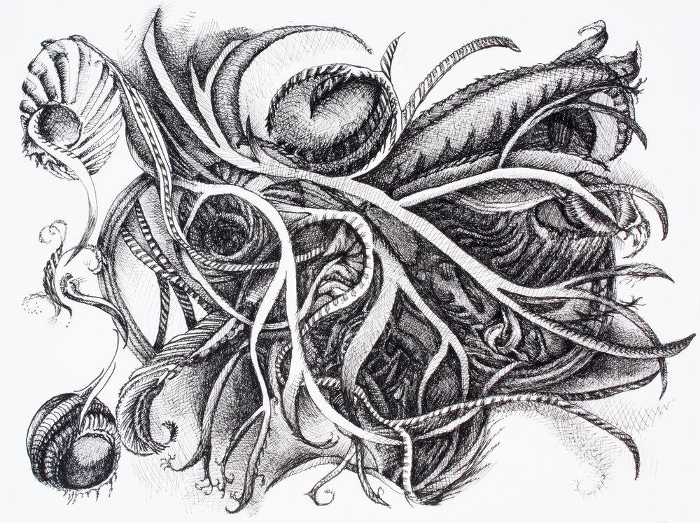 Earth Sprite: Life Knots