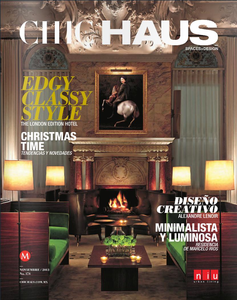 Revista CHIC House / Nov. 2013