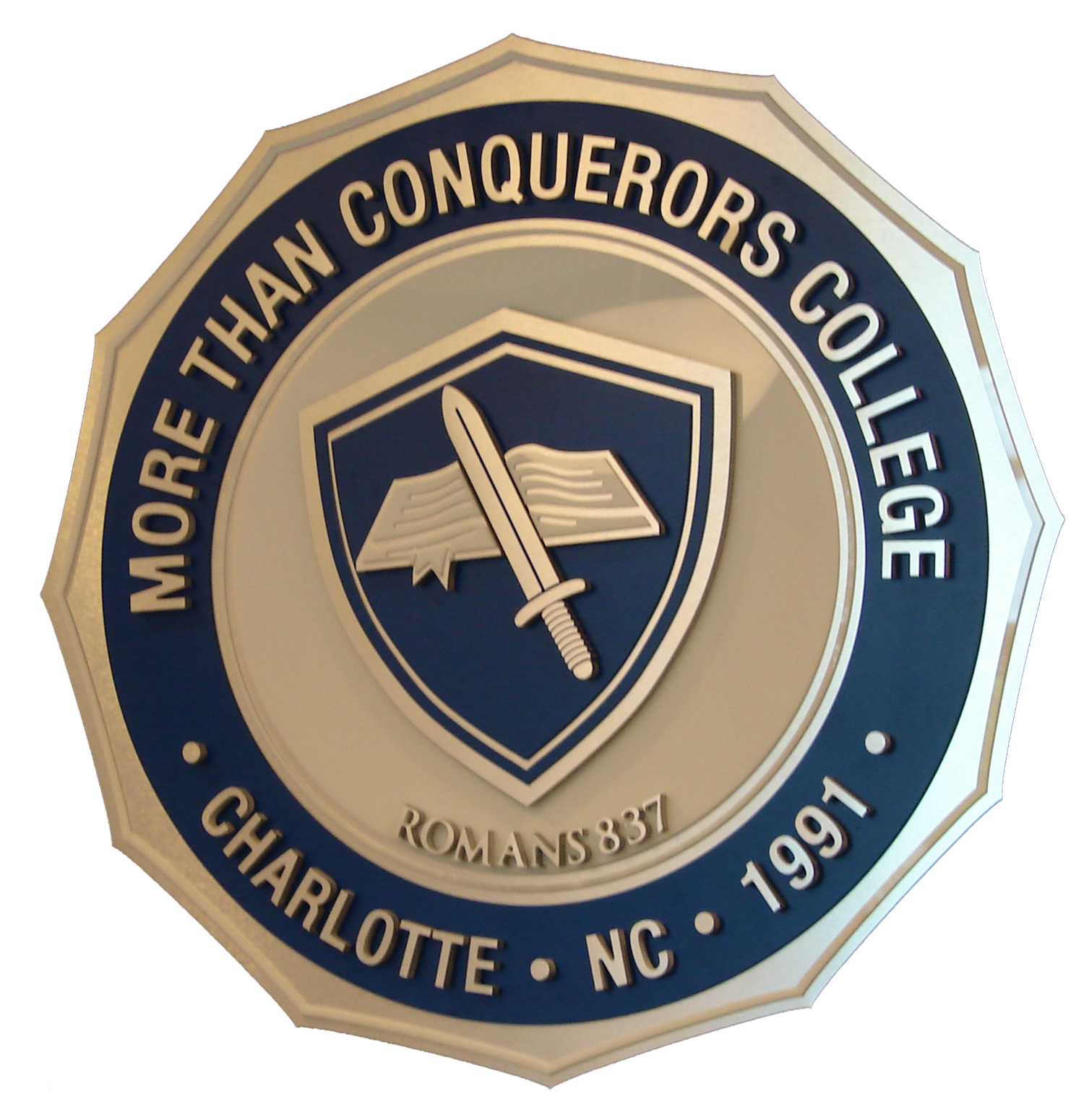 More Than Conquerors College