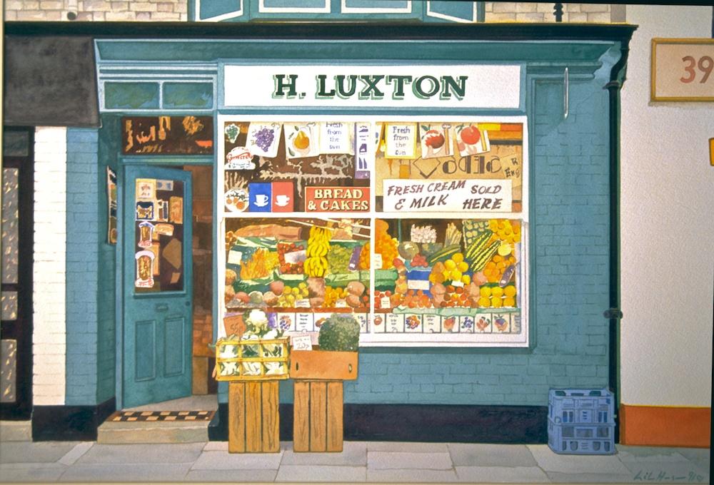 H. Luxton