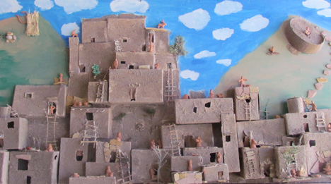 Pueblo Project | 4th Grade