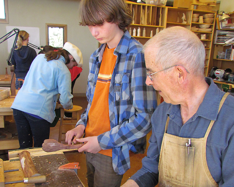 Woodcarving | 6th Grade