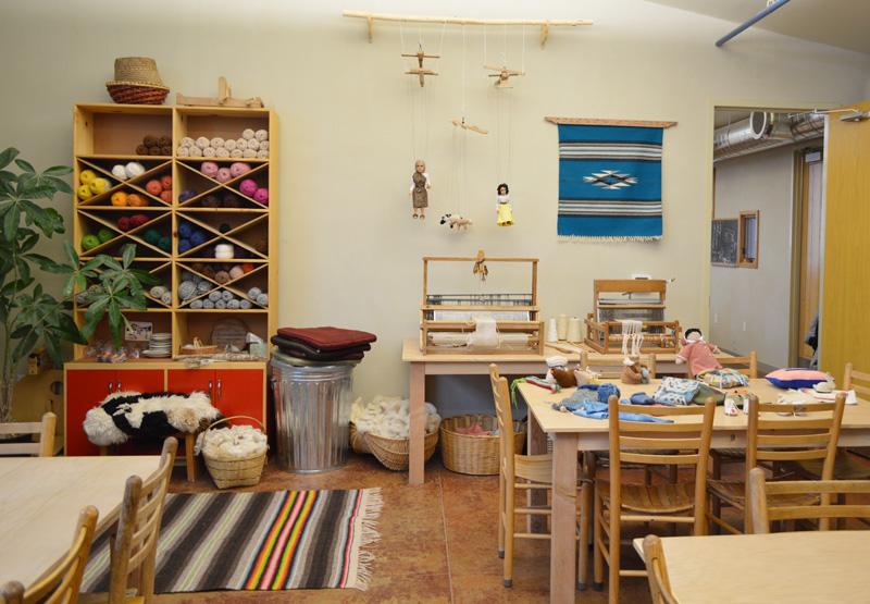 Handwork Room