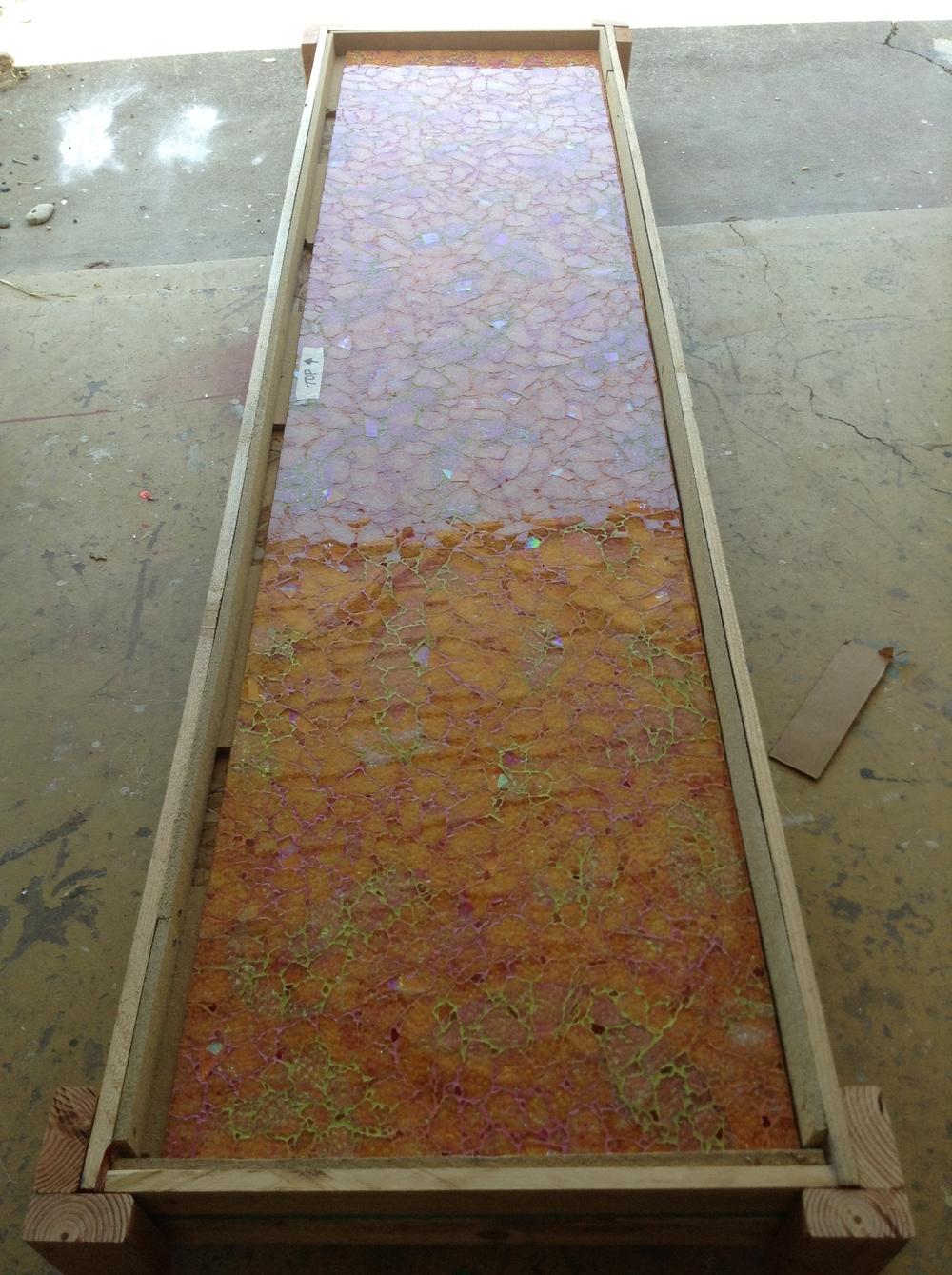 """""""Wild Mango"""" Panel"""