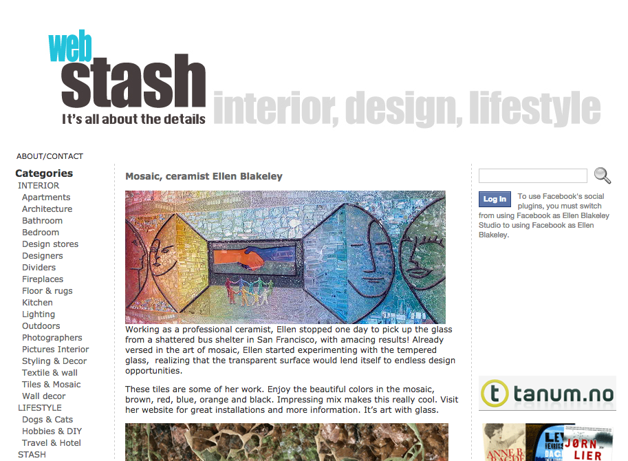 Web Stash