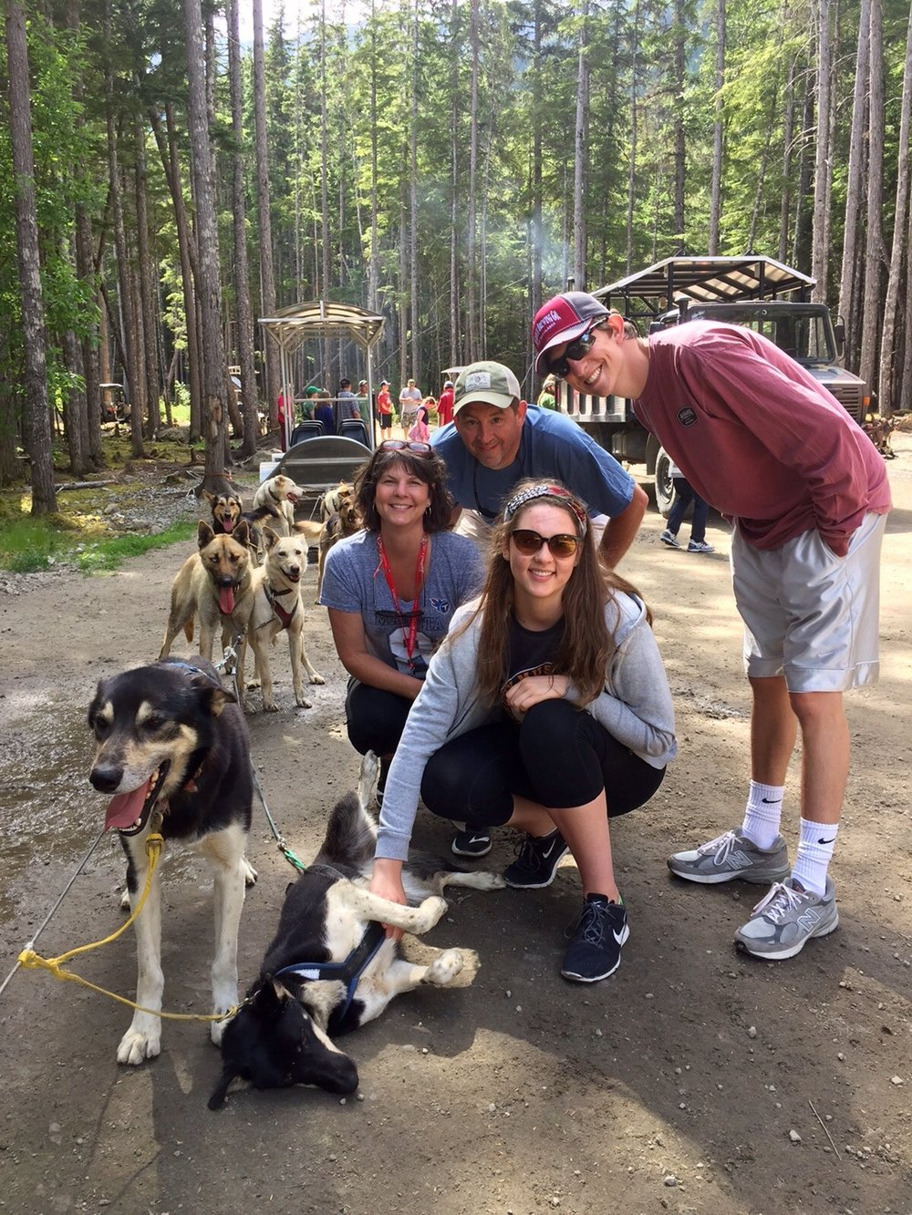 Family with Sled Dogs.JPG
