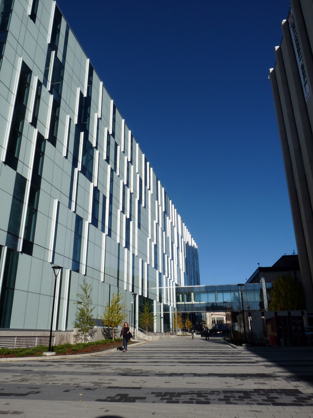 TFDL, exterior, service & pedestrian access
