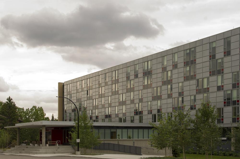 Yamnuska Hall