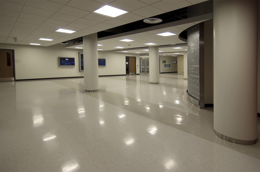 Science A - Interior Renovation ph.1