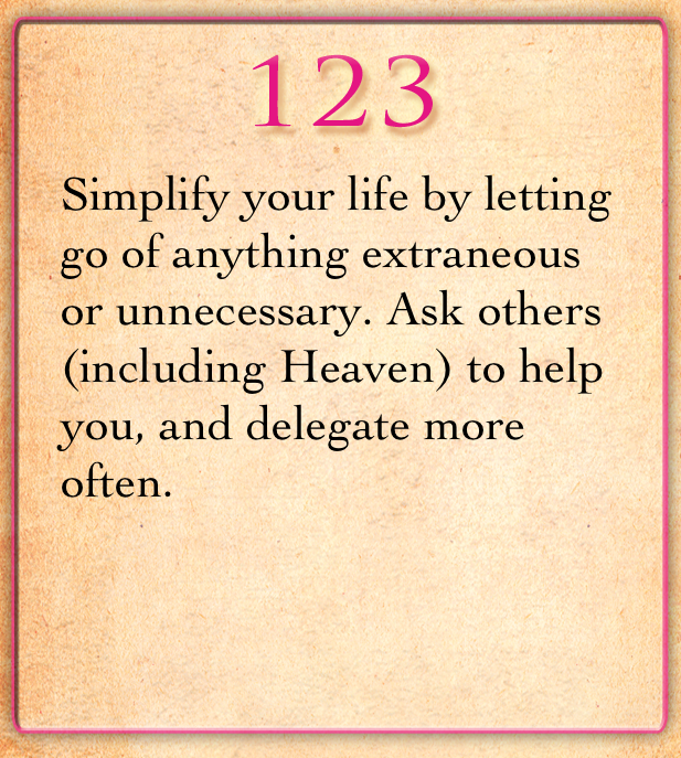 Click  to see Doreen Virtue's Angel Number 101 book and phone app!