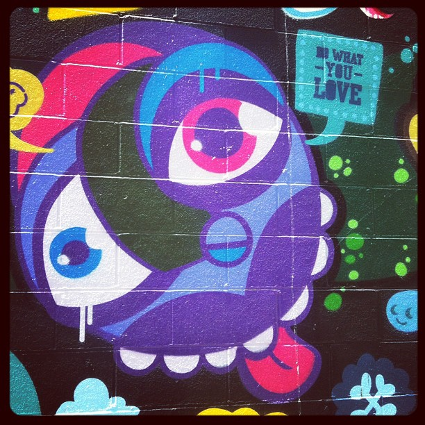 Chase love in Santa Monica  (Taken with  instagram )