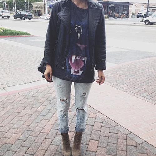 @jo_al wearing Meridian