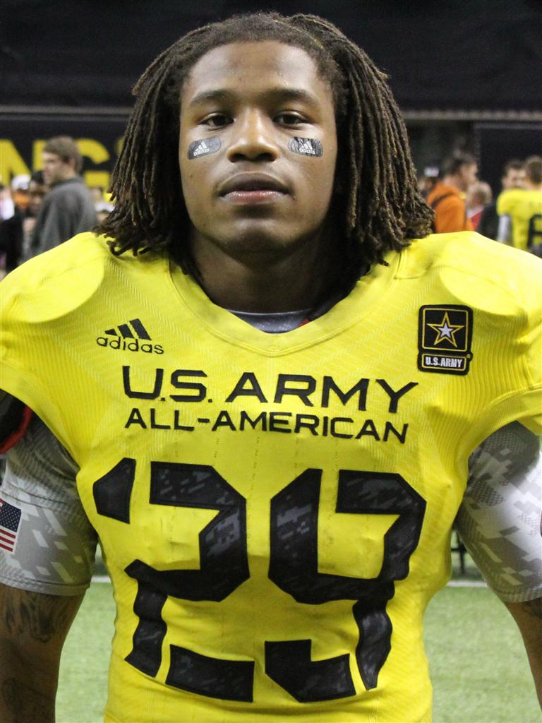 Antonio Allen at The Army All-American Game.