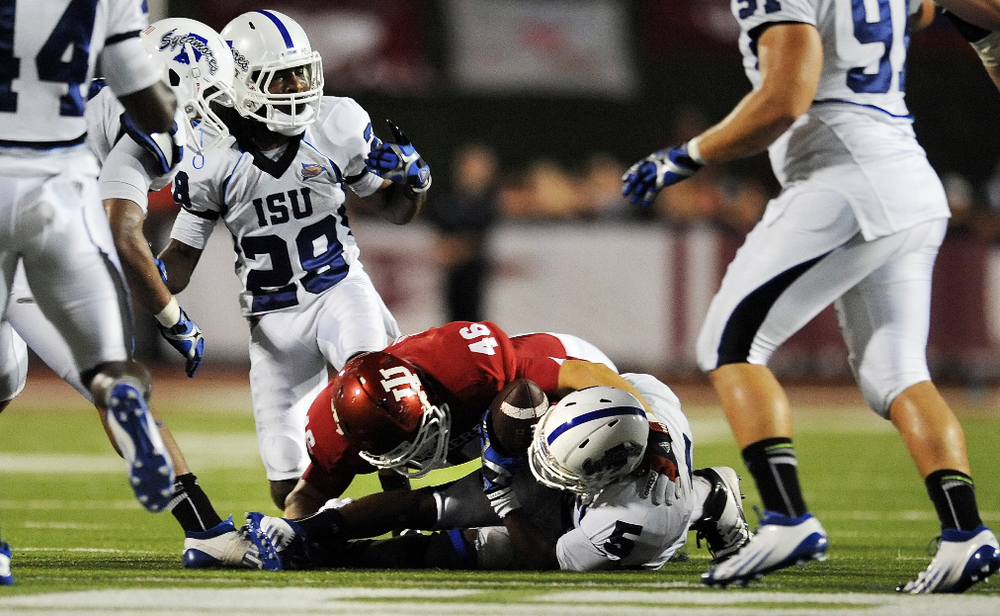 As they proved in 2012, the Sycamores will be no walk in the park for the Hoosiers in Week One.