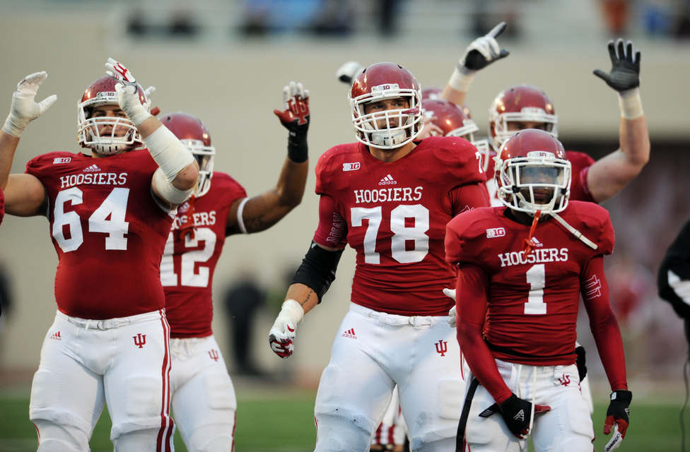 The Hoosier offense looks to improve upon an impressive 2012 season tonight vs. Indiana State