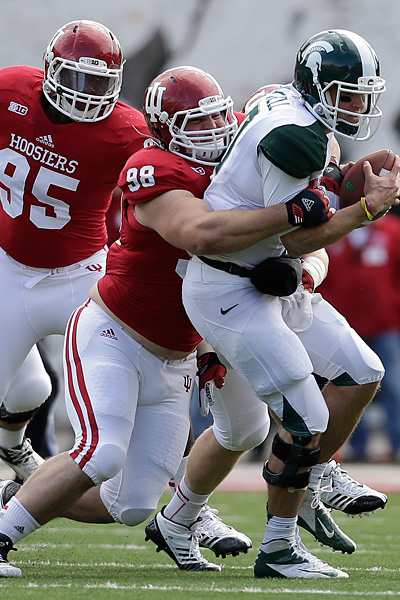 Indiana looks to replace to big body of Adam Replogle in 2013.
