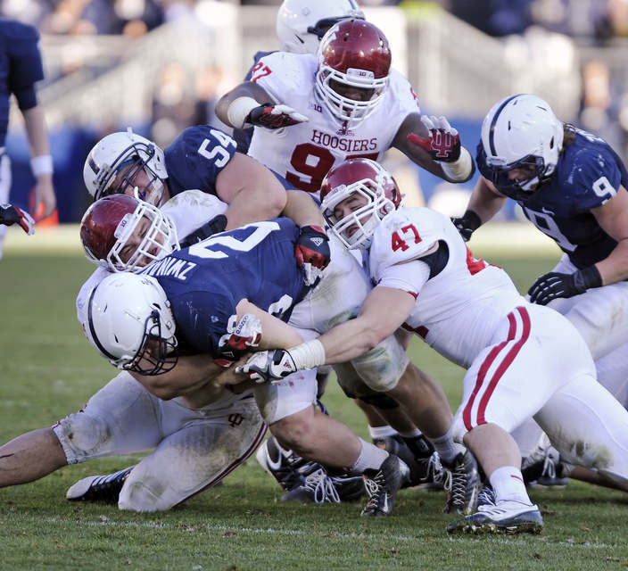 The Hoosiers must slow down the Penn State offense to have a shot at pulling the upset