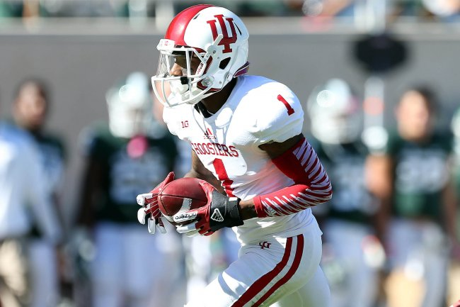 Speedster Shane Wynn needs to provide the Hoosier offense with a spark Saturday at the Big House