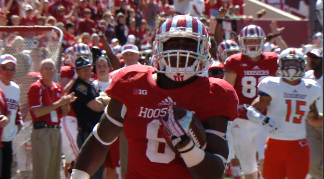 Tevin Coleman will need to continue his success running the ball for the Hoosiers to leave Ann Arbor victorious