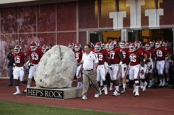 Indiana will need to defend the Rock the next two weeks if they want to go bowling